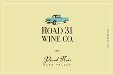 Road 31 Wine Co. 2007 Pinot Noir Napa Valley